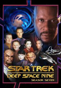 Star Trek: Deep Space Nine - 27 x 40 Movie Poster - Style I