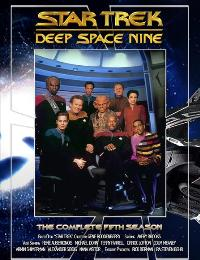 Star Trek: Deep Space Nine - 11 x 17 Movie Poster - Style K