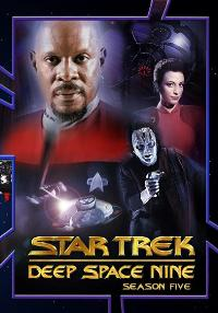 Star Trek: Deep Space Nine - 27 x 40 Movie Poster - Style M