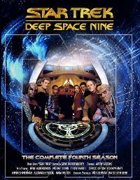 Star Trek: Deep Space Nine - 27 x 40 Movie Poster - Style N