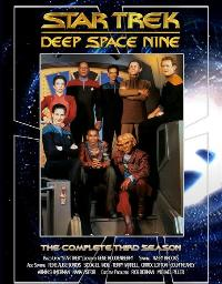 Star Trek: Deep Space Nine - 27 x 40 Movie Poster - Style O