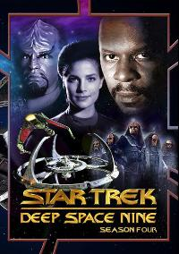 Star Trek: Deep Space Nine - 27 x 40 Movie Poster - Style P