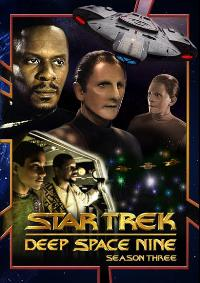 Star Trek: Deep Space Nine - 27 x 40 Movie Poster - Style Q