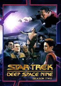 Star Trek: Deep Space Nine - 27 x 40 Movie Poster - Style R