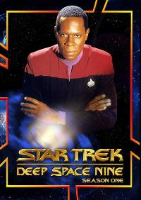 Star Trek: Deep Space Nine - 11 x 17 Movie Poster - Style S