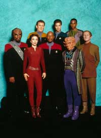 Star Trek: Deep Space Nine - 8 x 10 Color Photo #1