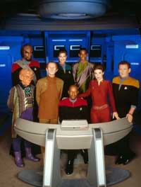Star Trek: Deep Space Nine - 8 x 10 Color Photo #2