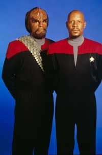 Star Trek: Deep Space Nine - 8 x 10 Color Photo #3