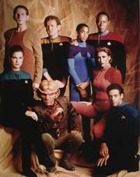 Star Trek: Deep Space Nine - 8 x 10 Color Photo #18
