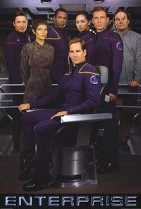 Star Trek: Enterprise - 11 x 17 TV Poster - Style A