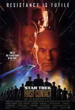 Star Trek: First Contact - 11 x 17 Movie Poster - Style A