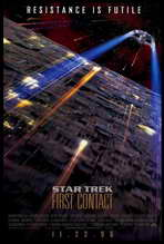 Star Trek: First Contact - 27 x 40 Movie Poster - Style B