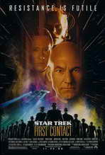 Star Trek: First Contact - 27 x 40 Movie Poster - Style E