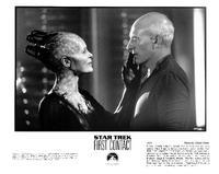 Star Trek: First Contact - 8 x 10 B&W Photo #1