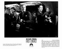 Star Trek: First Contact - 8 x 10 B&W Photo #3