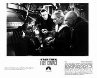 Star Trek: First Contact - 8 x 10 B&W Photo #5