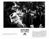 Star Trek: First Contact - 8 x 10 B&W Photo #6