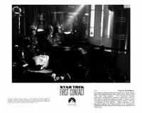 Star Trek: First Contact - 8 x 10 B&W Photo #7