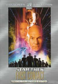 Star Trek: First Contact - 11 x 17 Movie Poster - Style C
