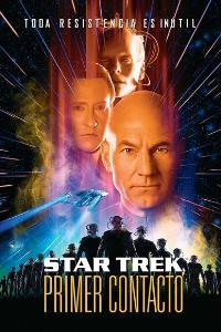 Star Trek: First Contact - 11 x 17 Movie Poster - Spanish Style A