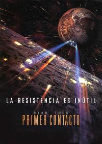 Star Trek: First Contact - 11 x 17 Movie Poster - Spanish Style B