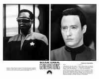 Star Trek: Generations - 8 x 10 B&W Photo #14