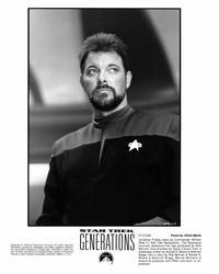 Star Trek: Generations - 8 x 10 B&W Photo #16