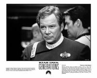 Star Trek: Generations - 8 x 10 B&W Photo #17