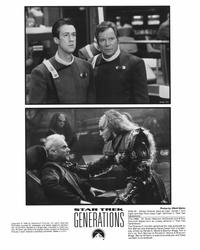 Star Trek: Generations - 8 x 10 B&W Photo #20