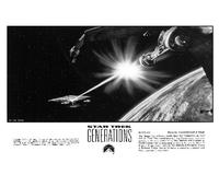 Star Trek: Generations - 8 x 10 B&W Photo #21