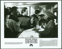 Star Trek: Generations - 8 x 10 B&W Photo #1