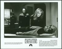 Star Trek: Generations - 8 x 10 B&W Photo #2