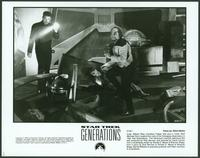 Star Trek: Generations - 8 x 10 B&W Photo #4