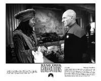Star Trek: Generations - 8 x 10 B&W Photo #6