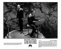 Star Trek: Generations - 8 x 10 B&W Photo #8