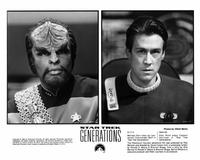 Star Trek: Generations - 8 x 10 B&W Photo #11