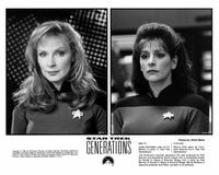 Star Trek: Generations - 8 x 10 B&W Photo #12