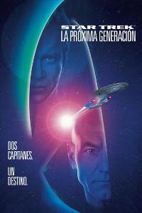 Star Trek: Generations - 11 x 17 Movie Poster - Spanish Style A