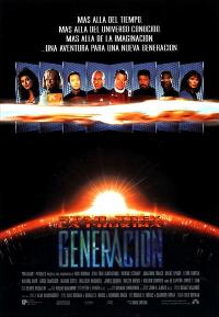 Star Trek: Generations - 11 x 17 Movie Poster - Spanish Style B