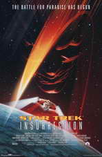 Star Trek: Insurrection - 11 x 17 Movie Poster - Style A