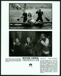 Star Trek: Insurrection - 8 x 10 B&W Photo #4