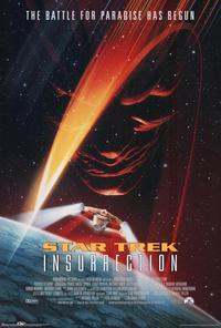 Star Trek: Insurrection - 27 x 40 Movie Poster - Style A