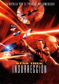 Star Trek: Insurrection - 11 x 17 Movie Poster - Spanish Style A