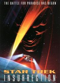 Star Trek: Insurrection - 27 x 40 Movie Poster - Style B