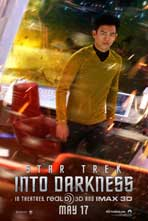Star Trek Into Darkness - 11 x 17 Movie Poster - Style I