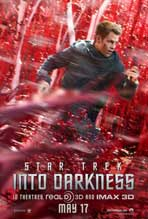Star Trek Into Darkness - 27 x 40 Movie Poster - Style D