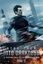 Star Trek Into Darkness - 27 x 40 Movie Poster - Style E