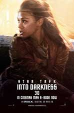 Star Trek Into Darkness - 11 x 17 Movie Poster - UK Style B
