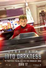 Star Trek Into Darkness - 11 x 17 Movie Poster - Style N