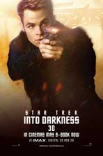 Star Trek Into Darkness - 11 x 17 Movie Poster - UK Style D